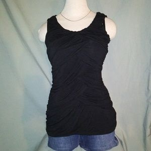 Maurices Tank Top.  Size Small. Black.